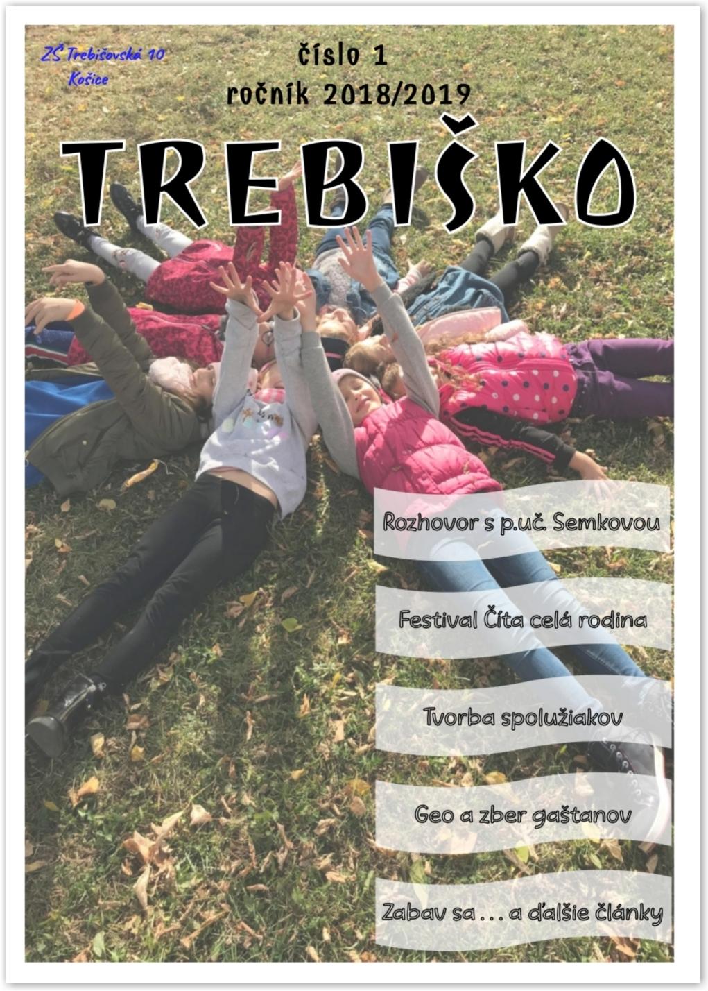 Trebiško